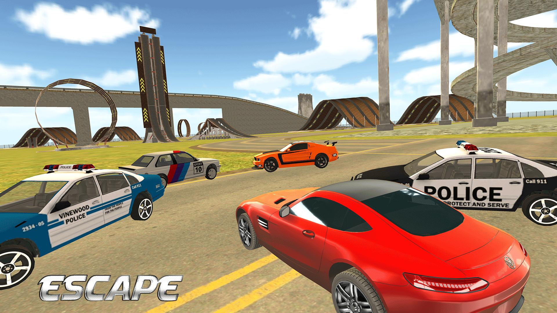 E30 - M3 Drive & Chase Police Car 3D for Android - APK Download