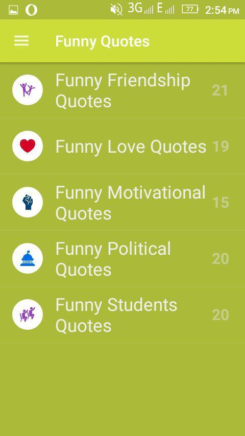 Best Funny Quotes For Android Apk Download