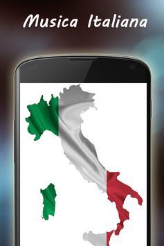 Italian Music Radio poster