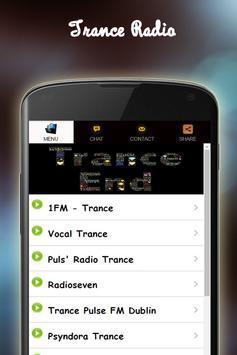 Trance Music Radio apk screenshot