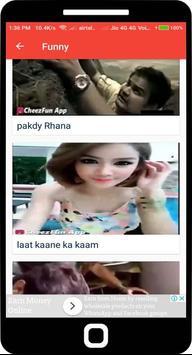 Cheezfun - Funny videos for whatsapp Download screenshot 3