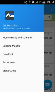 Build Muscle Fast poster