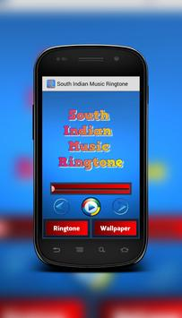South Indian Music Ringtone poster