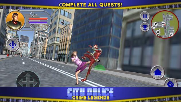 City Police Crime Legends screenshot 10