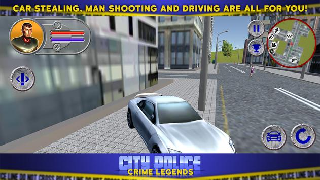 City Police Crime Legends screenshot 11