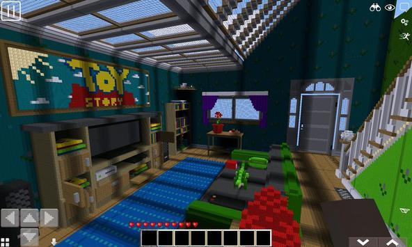 Cubecraft 2016 apk screenshot