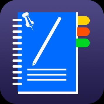 color note with password apk screenshot