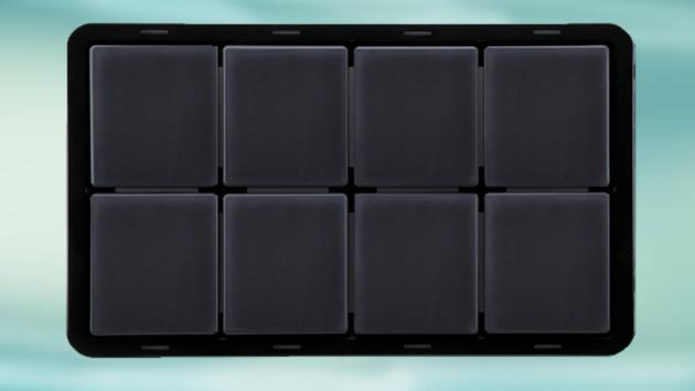 Electric Real Drum Pad Simulator screenshot 1