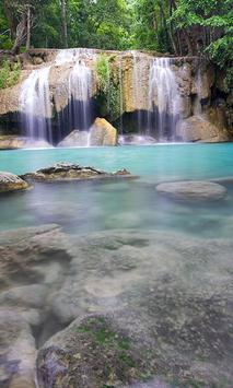Thailand Waterfall Tile Puzzle screenshot 2