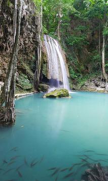 Thailand Waterfall Tile Puzzle screenshot 3