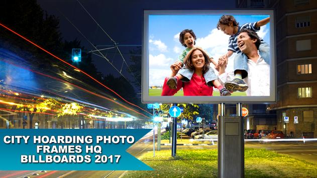 City Hoarding Photo Frames:Latest HD Billboards poster