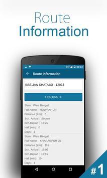 Indian Rail Info apk screenshot