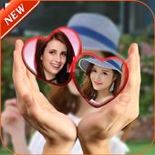 PIP Camera Collage Selfie – Insta Square DSLR HD icon