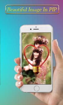 PIP Camera Collage Selfie – Insta Square DSLR HD poster