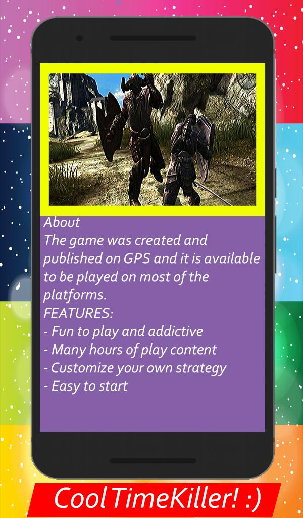 Guide for Infinity Blade III for Android - APK Download
