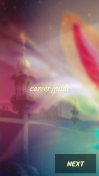 Career Guide poster
