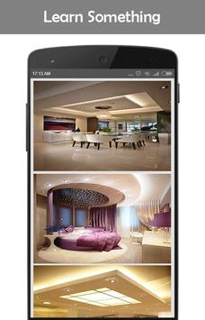 Gypsum Ceiling Decoration Ideas screenshot 3