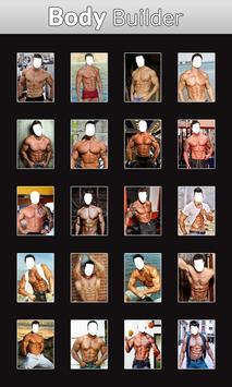 Body Builder Photo Maker apk screenshot