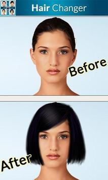 HairStyle Changer apk screenshot
