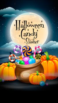 Halloween Candy Slasher poster