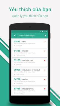 Karaoke Viet - Kara List apk screenshot