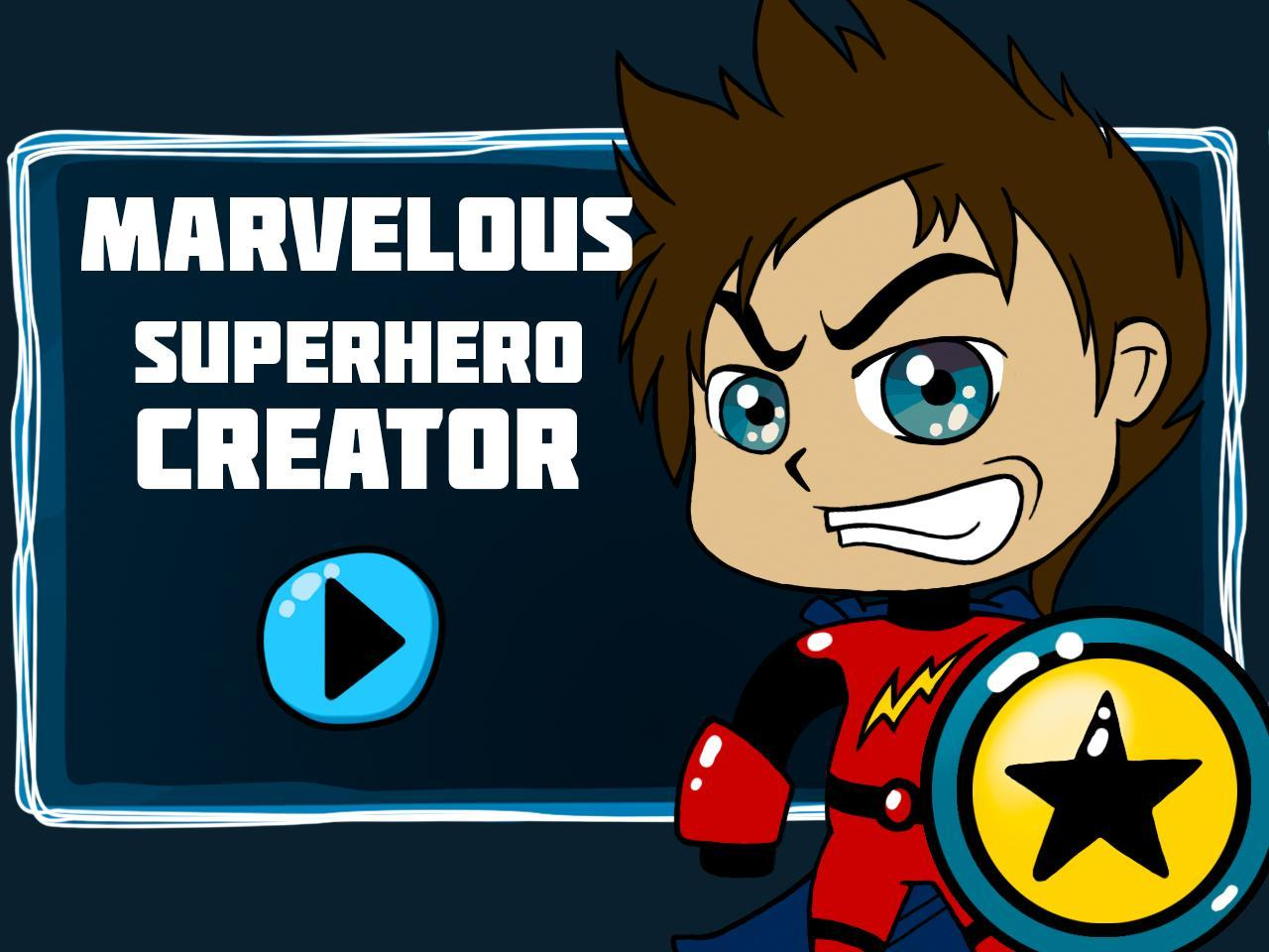 Marvelous Superhero Creator for Android - APK Download