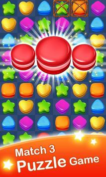 Cookie Match Fever 截图 1