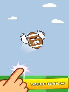 Flippy Flappy  Touchdown poster
