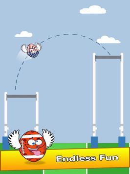 Flippy Flappy  Touchdown screenshot 1