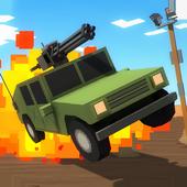 Tanks VS Cars Battle icon