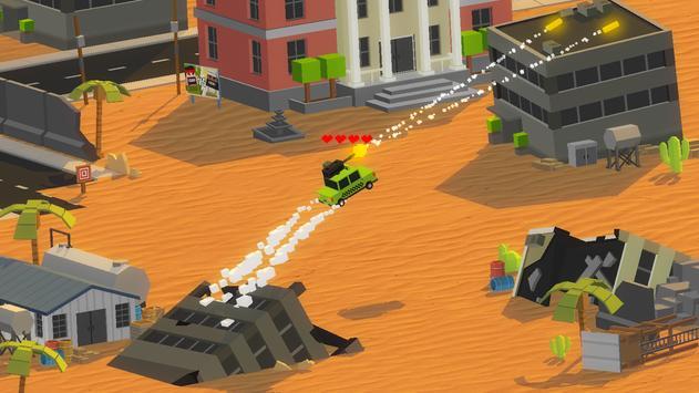Tanks VS Cars Battle screenshot 6