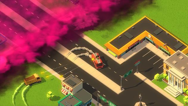 Tanks VS Cars Battle screenshot 2