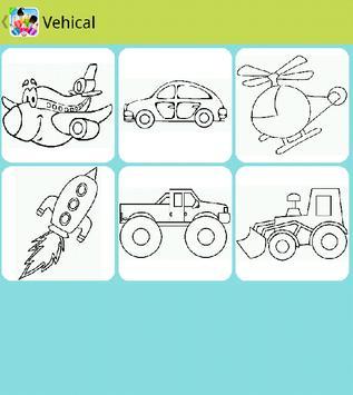 Fun Kid Coloring App screenshot 19