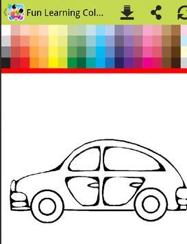 Fun Kid Coloring App screenshot 12