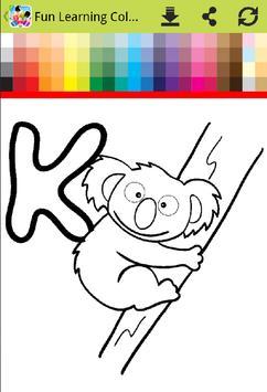Fun Kid Coloring App screenshot 20