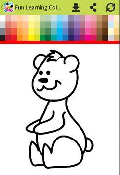 Fun Kid Coloring App screenshot 21