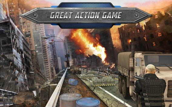 Alliance of War: Best Third Person Shooter Game poster