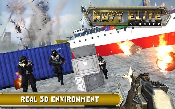 NAVY KILLER COMBAT 3D screenshot 1