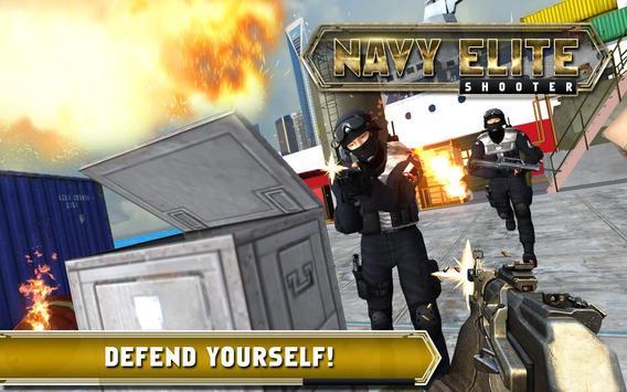 NAVY KILLER COMBAT 3D screenshot 5