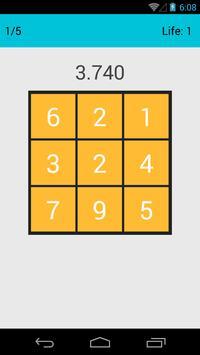 Number Hero: Find Same Number screenshot 2