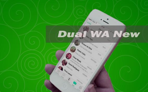 dual whatsapp® messenger 2016 1 1 (Android) - Download APK