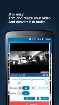 Video MP3 Converter apk 截圖