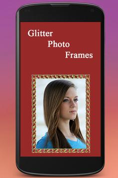 Glitter Photo Frames screenshot 1