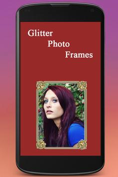 Glitter Photo Frames screenshot 2