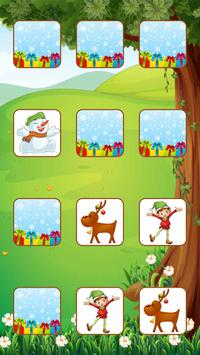 Christmas Matching Game apk screenshot