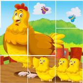 Animals Tile Puzzle  ♥ icon