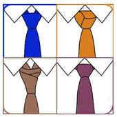 Tie a Tie icon