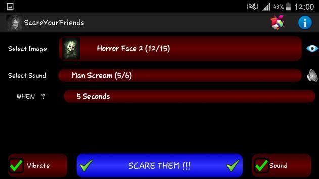 Scare Your Friends - JOKE apk screenshot