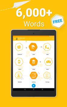 学习英语 6000 单词 apk 截图