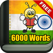 Learn Hindi Vocabulary - 6,000 Words icon